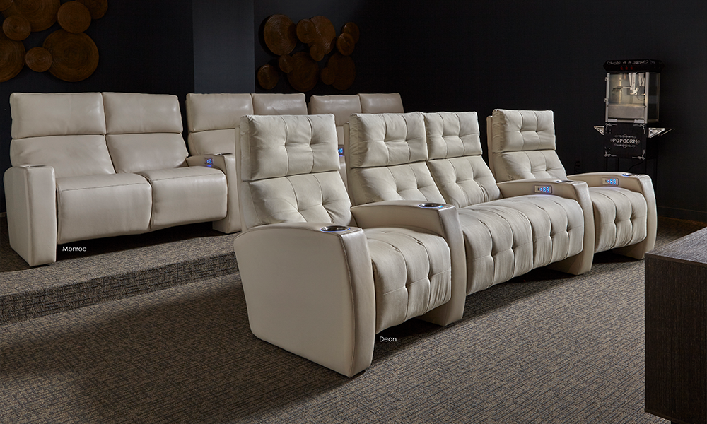 Creating The Perfect Theatre Room, Theatre Room Furniture