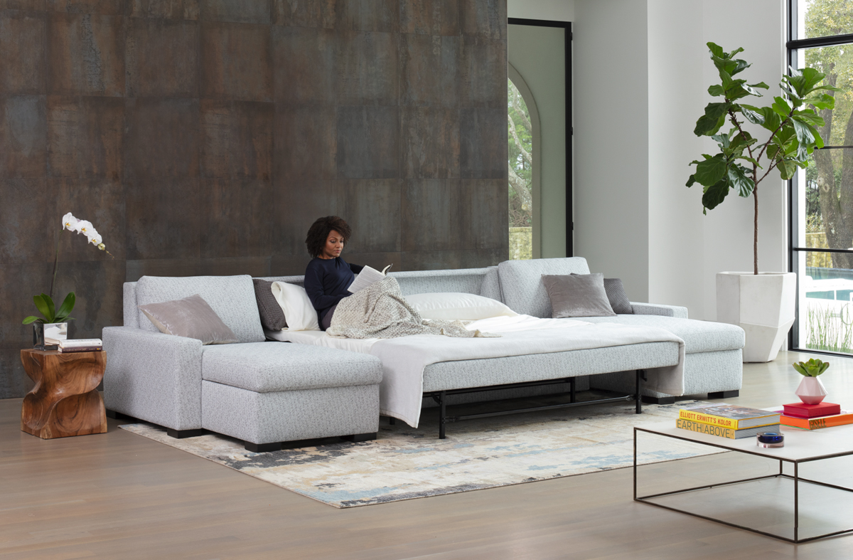 Brilliant Sectional Shopping 101 How To Choose The Right Sectional Gmtry Best Dining Table And Chair Ideas Images Gmtryco